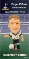 Sergei Rebrov, Tottenham Hotspur - PRO593 - Corinthian - Prostars - Other Sets - Collector Edition - Card