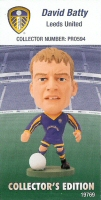 David Batty, Leeds United - PRO594 - Corinthian - Prostars - Other Sets - Collector Edition - Card