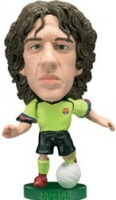 Carles Puyol, Barcelona - PRO1419 - Corinthian - Prostars - Other Sets - Convention Pick'n'Mix