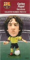 Carles Puyol, Barcelona - PRO1419 - Corinthian - Prostars - Other Sets - Convention Pick'n'Mix - Card