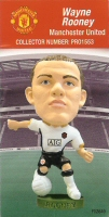 Wayne Rooney, Manchester United - PRO1553 - Corinthian - Prostars - Other Sets - Convention Pick'n'Mix - Card