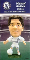 Michael Ballack, Chelsea - PRO1555 - Corinthian - Prostars - Other Sets - Convention Pick'n'Mix - Card