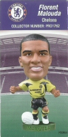 Florent Malouda, Chelsea - PRO1762 - Corinthian - Prostars - Other Sets - Convention Pick'n'Mix - Card