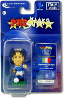 Alessandro Del Piero, Italy - PRO835 - Corinthian - Prostars - Other Sets - Italian National Team - Blister Pack