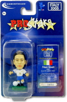 Filippo Inzaghi, Italy - PRO837 - Corinthian - Prostars - Other Sets - Italian National Team - Blister Pack