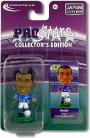 Rivaldo, Brazil - PRO770 - Corinthian - Prostars - Other Sets - Japan Lucky Box - Blister Pack