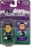 Sergio Conceicao, Inter Milan - PRO772 - Corinthian - Prostars - Other Sets - Japan Lucky Box - Blister Pack