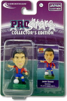 Javier Saviola, Barcelona - PRO773 - Corinthian - Prostars - Other Sets - Japan Lucky Box - Blister Pack