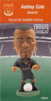 Ashley Cole, Arsenal - PRO143 - Corinthian - Prostars - Regular Series - Series 14 - Card