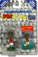 Sol Campbell, Arsenal - PRO507 - Corinthian - Prostars - Regular Series - Series 14 - Platinum Pack