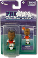Ashley Cole, Arsenal - PRO508 - Corinthian - Prostars - Regular Series - Series 14 - Blister Pack
