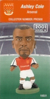 Ashley Cole, Arsenal - PRO508 - Corinthian - Prostars - Regular Series - Series 14 - Card
