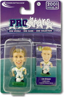 Lee Bowyer, Leeds United - PRO516 - Corinthian - Prostars - Regular Series - Series 14 - Blister Pack