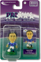 Dennis Wise, Leicester City - PRO518 - Corinthian - Prostars - Regular Series - Series 14 - Blister Pack
