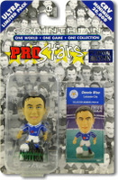 Dennis Wise, Leicester City - PRO518 - Corinthian - Prostars - Regular Series - Series 14 - Platinum Pack