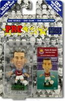 Paolo Di Canio, West Ham United - PRO524 - Corinthian - Prostars - Regular Series - Series 14 - Platinum Pack