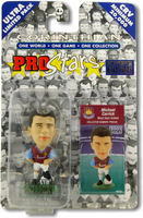 Michael Carrick, West Ham United - PRO525 - Corinthian - Prostars - Regular Series - Series 14 - Platinum Pack