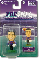 Francesco Antonioli, AS Roma - PRO526 - Corinthian - Prostars - Regular Series - Series 14 - Blister Pack