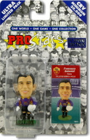 Francesco Antonioli, AS Roma - PRO526 - Corinthian - Prostars - Regular Series - Series 14 - Platinum Pack