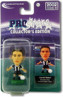 Laurent Robert, Newcastle United - PRO688 - Corinthian - Prostars - Regular Series - Series 18 - Blister Pack