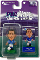 David Weir, Everton - PRO691 - Corinthian - Prostars - Regular Series - Series 18 - Blister Pack