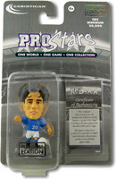 Vincenzo Montella, AS Roma - PRO696 - Corinthian - Prostars - Regular Series - Series 18 - Platinum Pack