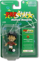 Damiano Tommasi, AS Roma - PRO1046 - Corinthian - Prostars - Regular Series - Series 26 - Blister Pack