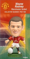 Wayne Rooney, Manchester United - PRO1166 - Corinthian - Prostars - Regular Series - Series 29 - Card