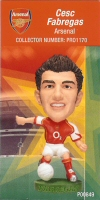 Francesc Fabregas, Arsenal - PRO1170 - Corinthian - Prostars - Regular Series - Series 29 - Card