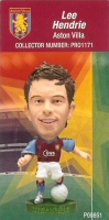 Lee Hendrie, Aston Villa - PRO1171 - Corinthian - Prostars - Regular Series - Series 29 - Card
