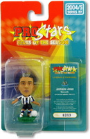Jermaine Jenas, Newcastle United - PRO1173 - Corinthian - Prostars - Regular Series - Series 29 - Blister Pack