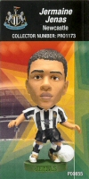 Jermaine Jenas, Newcastle United - PRO1173 - Corinthian - Prostars - Regular Series - Series 29 - Card