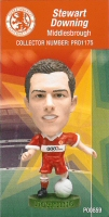 Stuart Downing, Middlesbrough - PRO1175 - Corinthian - Prostars - Regular Series - Series 29 - Card