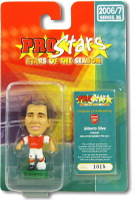 Gilberto Silva, Arsenal - PRO1572 - Corinthian - Prostars - Regular Series - Series 36 - Blister Pack