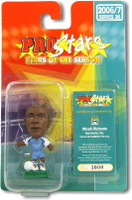 Micah Richards, Manchester City - PRO1576 - Corinthian - Prostars - Regular Series - Series 36 - Blister Pack