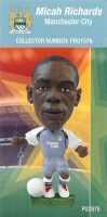 Micah Richards, Manchester City - PRO1576 - Corinthian - Prostars - Regular Series - Series 36 - Card