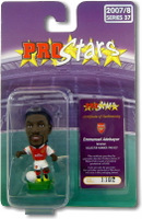 Emmanuel Adebayor, Arsenal - PRO1637 - Corinthian - Prostars - Regular Series - Series 37 - Blister Pack