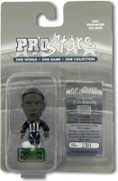 Obafemi Martins, Newcastle United - PRO1643 - Corinthian - Prostars - Regular Series - Series 37 - Platinum Pack