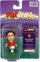 Owen Hargreaves, Manchester United - PRO1707 - Corinthian - Prostars - Regular Series - Series 38 - Blister Pack