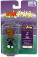 Maicon, Internazionale - PRO1710 - Corinthian - Prostars - Regular Series - Series 38 - Blister Pack