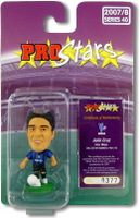 Julio Cruz, Internazionale - PRO1779 - Corinthian - Prostars - Regular Series - Series 40 - Blister Pack