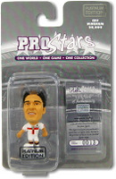 Julio Cruz, Internazionale - PRO1789 - Corinthian - Prostars - Regular Series - Series 40 - Platinum Pack
