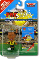 Thierry Henry, Arsenal - PRO254 - Corinthian - Prostars - Regular Series - Series 5 - Blister Pack