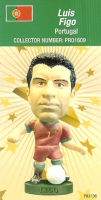 Luis Figo, Portugal - PRO1609 - Corinthian - Prostars - Other Sets - Classics - Card