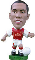 Gael Clichy, Arsenal - PRO1675 - Corinthian - Prostars - Other Sets - Club Blisters