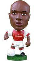 William Gallas, Arsenal - PRO1676 - Corinthian - Prostars - Other Sets - Club Blisters