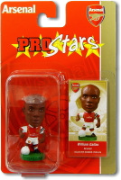 William Gallas, Arsenal - PRO1676 - Corinthian - Prostars - Other Sets - Club Blisters - Blister Pack