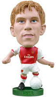 Alexander Hleb, Arsenal - PRO1681 - Corinthian - Prostars - Other Sets - Club Blisters