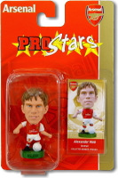 Alexander Hleb, Arsenal - PRO1681 - Corinthian - Prostars - Other Sets - Club Blisters - Blister Pack