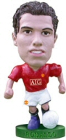 Cristiano Ronaldo, Manchester United - PRO1699 - Corinthian - Prostars - Other Sets - Club Blisters